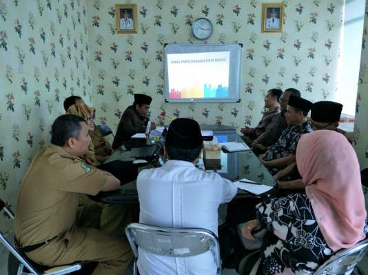 Kunjungan Dprd Kabupaten Purwakarta  Ke Disperpus Kota Bekasi ...
