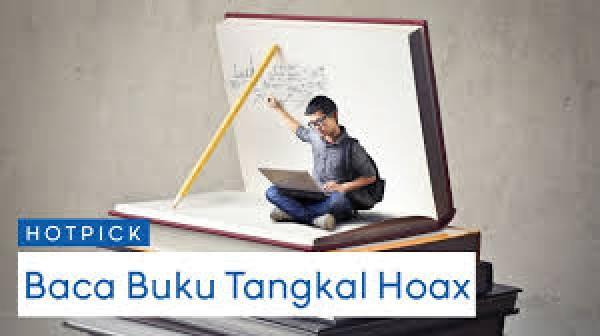 Baca Buku Tangkal Hoax