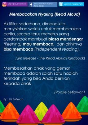 READALOUD By Siti Fatimah